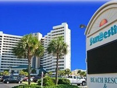 SunDestin Resort and Conference Center - located in the heart of Destin