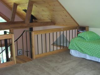 Liberty cottage photo - Sleeping loft