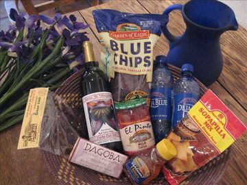 A New Mexican Welcome Basket Is Available