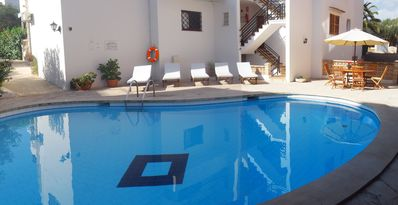 Apartment with pool near Cala Ferrera beach and Cala d'Or centre