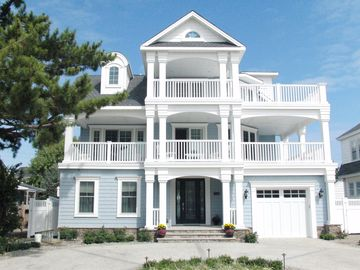 Brigantine house rental - 319 27th Street, New Construction in A-Zone