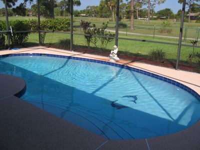 .swim & golf in your own back yard