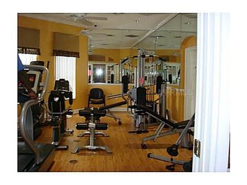 Emerald Island Resort - Gym at the Clubhouse with new state of art equipments!