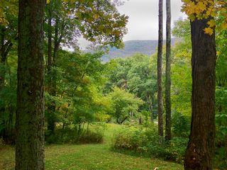 Phoenicia estate photo - View from the Cottage in September