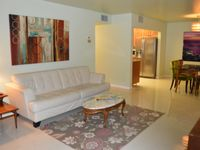 2 Bedroom, 2 Bathroom Updated Condo Across The Street From The Beach
