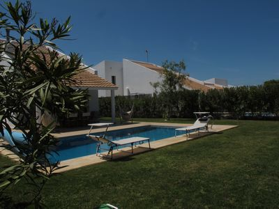 Roche villa with private pool