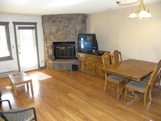 Granby condo photo - Spacious Studio with a Fireplace and Cable Television