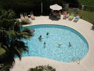 Wild Dunes condo photo - Lots of Fun at the Pool!