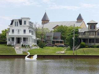 Ocean Grove townhome photo - Swan Paddle Boat, on the Lake btwn Ocean Grove & Asbury Park