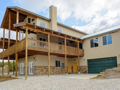 Pecos Lodge 6 Bedrooms/4 Baths With 2 Full Kitchens