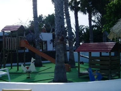 Playground on Las Brisas