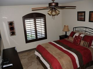 Lake Havasu City house photo - 2nd Bedroom with Queen Bed and 42 - inch TV