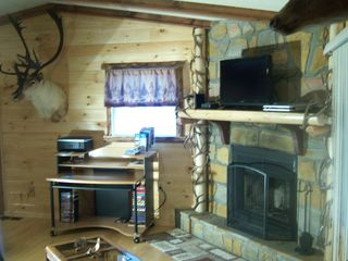 Cosby cabin photo - NEW Livingroom 1