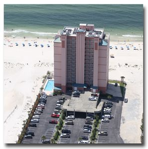 Direct Gulf Front Unit 1BR / 2 Bath Great View, WiFi, Next To State Fishing Pier