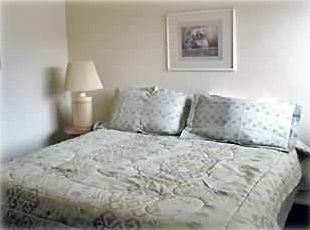 Your Sleeping Quarters with a King Size Bed