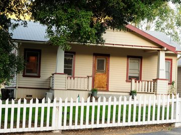 Atascadero cottage rental - The Cottage from San Clemente Ave