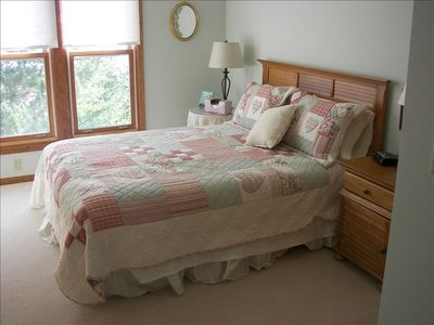 Thoughtfully Decorated and Furnished Bedrooms