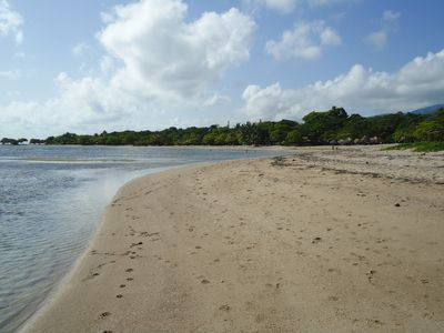 Costambar Beach towards Puerto Plata
