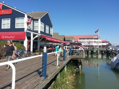 Richmond's Fisherman Wharf