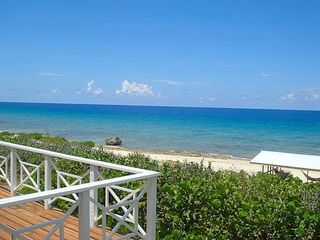 Cayman Brac house photo - 180 degree unobstructed views from house