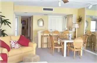Large family room with pull outs