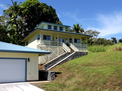 Hakalau house rental