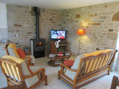 Peaceful house, close to the beach , Plouguin, Brittany