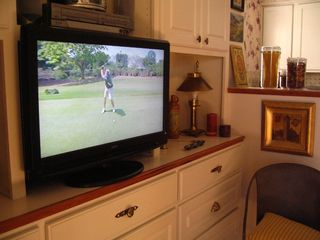 Folly Field condo photo - Brand new LCD Flat Screen TV