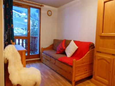 Photo for 1BR Apartment Vacation Rental in Arêches-Beaufort