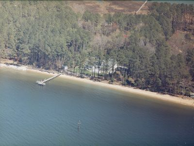 Island Estate - 600 foot Private Sand Beach & Pier on Historic Potomac River