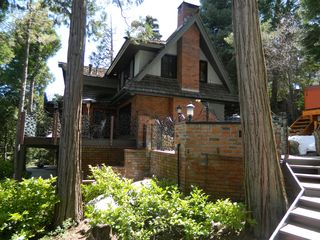 Lake Arrowhead cabin photo - main house
