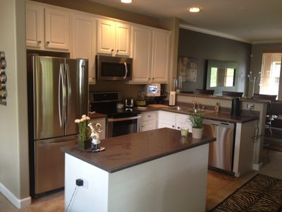 Paradise Valley condo rental - Kitchen