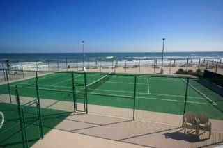 Daytona Beach condo photo - Onsite Tennis Court and Basket Ball Court, Play at No Charge