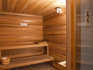 Belmont Towers Ocean City condo photo - Sauna located in the fitness center.