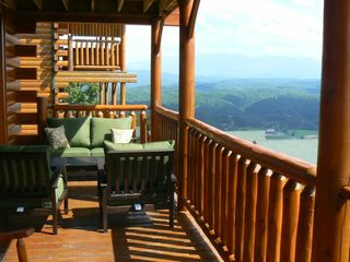 Pigeon Forge cabin photo - Relax and enjoy the view!
