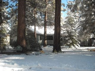 Big Bear Lake house photo - Breckenridge Ski Lodge - 1600sf - 3 BR/2 BA - Hot Tub - 50+yds to Ski Shuttle