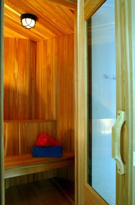 Pool Room Sauna
