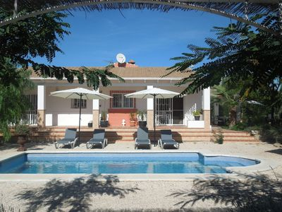 Spacious detached villa, private pool, all comfort, beautiful landscape