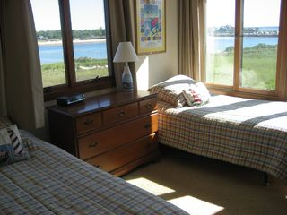 Wells townhome photo - Twin Bedroom - with great views