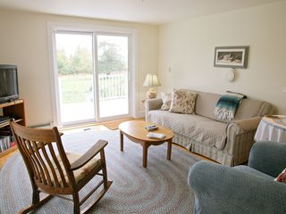 Annapolis Valley house photo - Watch satellite TV or choose from a wide selection of DVDs in the cozy den.