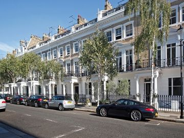 Properties in South Kensington