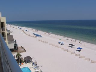 Gulf Shores condo photo - A Breathtaking View from Your Balcony