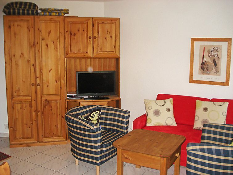 Apartment Apt. Nr. 2  in Ulrichen, Valais - 2 persons, 1 bedroom