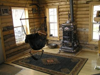 Idaho Springs house photo - Antique Gas Stove