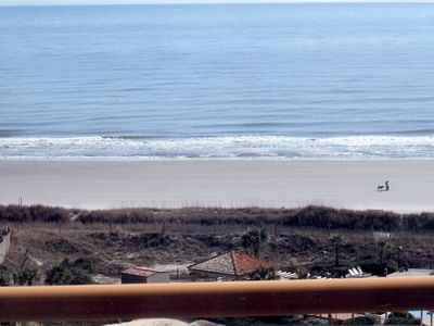 Great View  from 11th floor Oceanfront Condo 2 BR, 2 BA,  Sleeps 6
