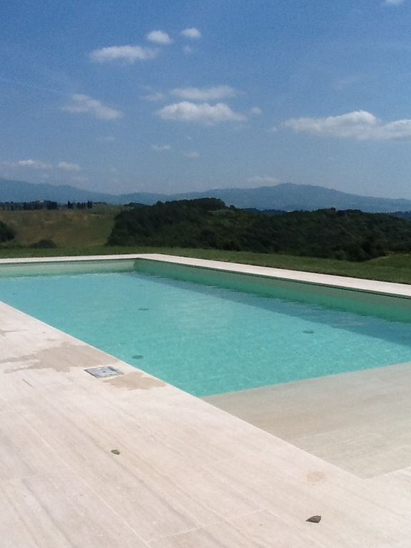 Montalcino villa rental - The Swimming pool