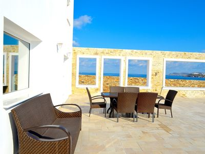 Antiparos villa rental - OUTDOOR VIEW