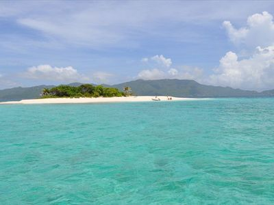 Sandy Spit, close to Jost Van Dyke BVI...a fun day trip!