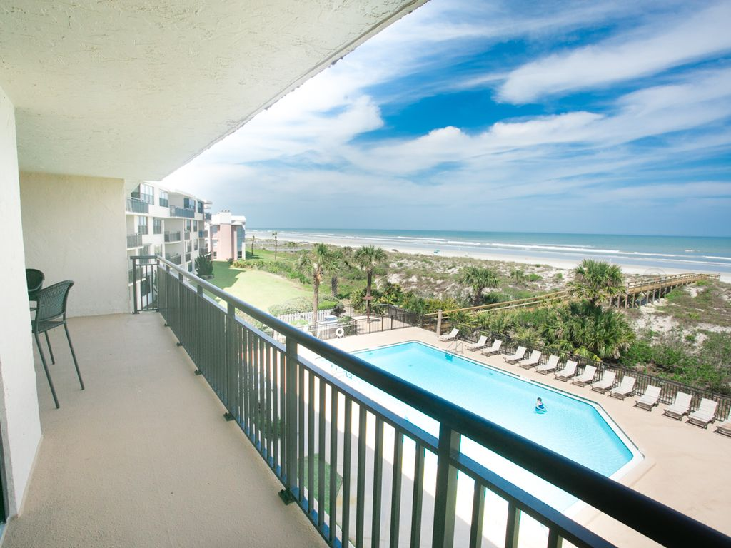 Barefoot Trace - 309 - Ocean Front, Amazing View, Wifi