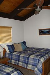 Tahoe Keys house photo - Queen/Twin Bedroom.